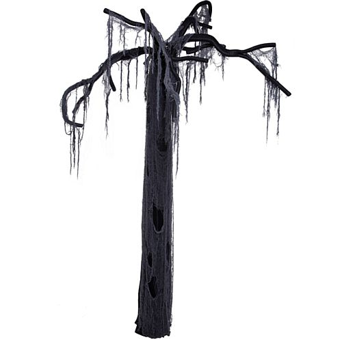 Giant Halloween Swamp Tree Hanging Prop Decoration - 1.95m