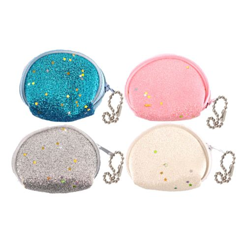Mini Sparkle Purse - Assorted Colours