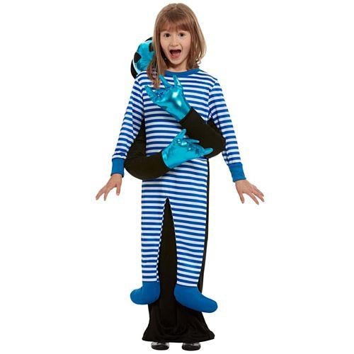 Kids' Alien Abduction Costume