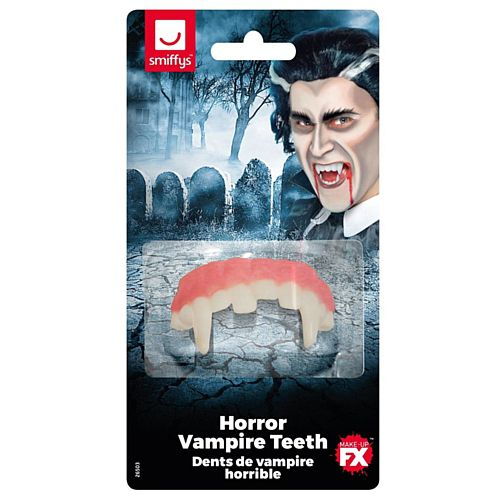Budget Halloween Horror Vampire Teeth