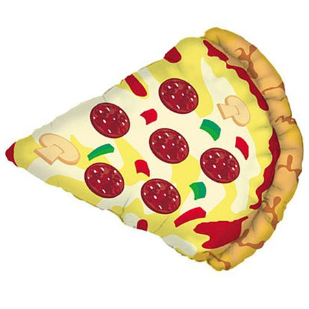 Click to view product details and reviews for Pizza Slice Foil Balloon 29.