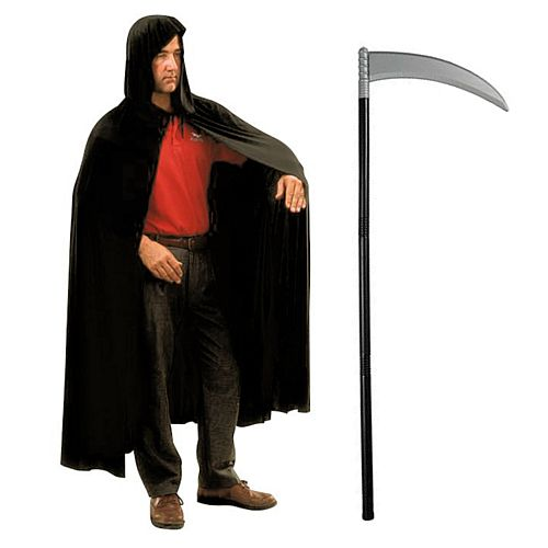 Grim Reaper Fancy Dress Kit