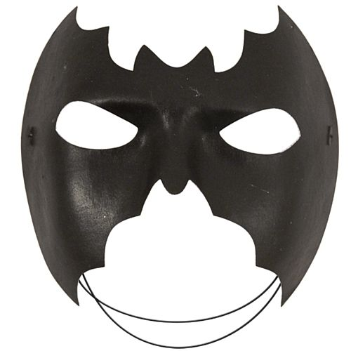 Half Face Bat Mask