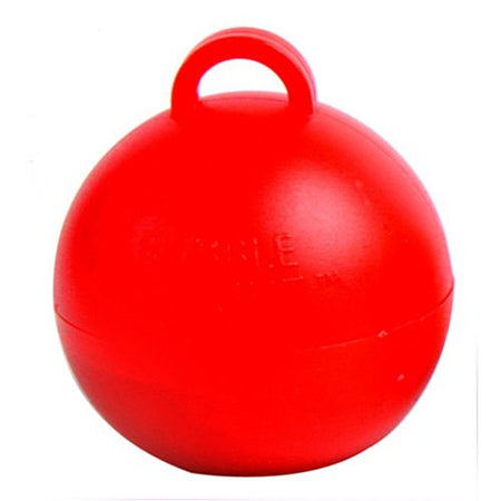 Red Bubble Balloon Weight - 35g