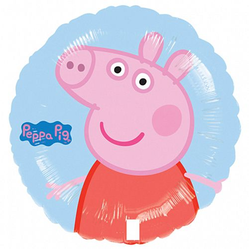 "Peppa Pig 18"" Foil Balloon"