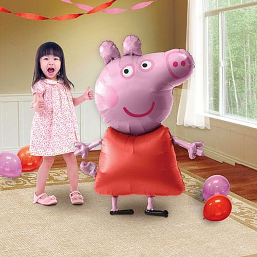 Peppa Pig AirWalker Giant Balloon - 48""