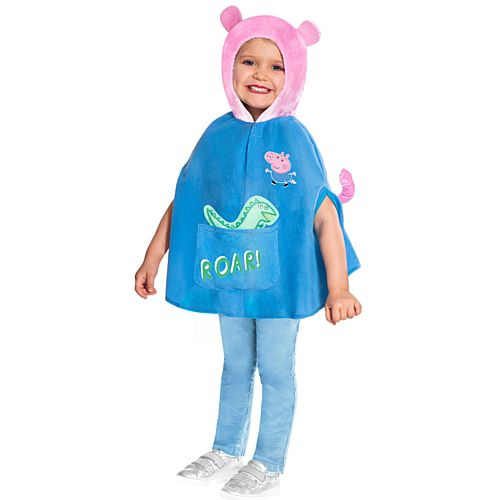 Peppa Pig Dress George Cape