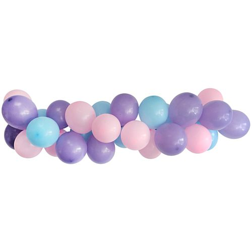 Pastel Colours Balloon Arch DIY Kit