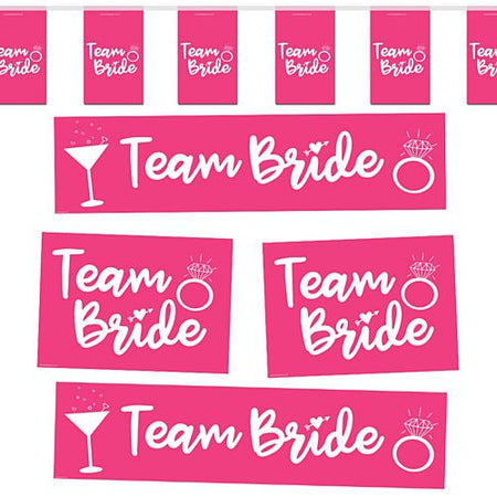 Team Bride Hen Party Decoration Party Pack