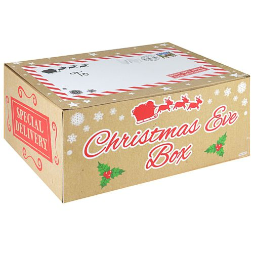 Christmas Eve Box - 35cm X 25cm X 15cm