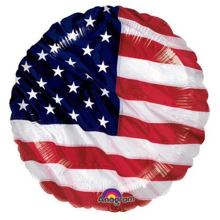 Click to view product details and reviews for American Foil Balloon 46cm.