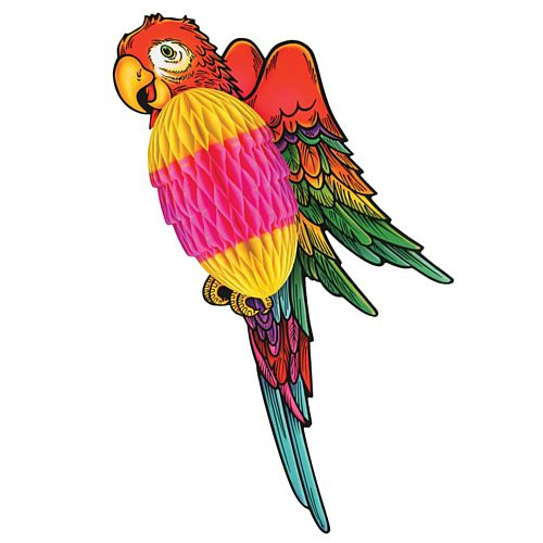 Small Parrot - 43.2cm