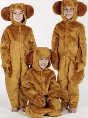 Honey Bear Costume