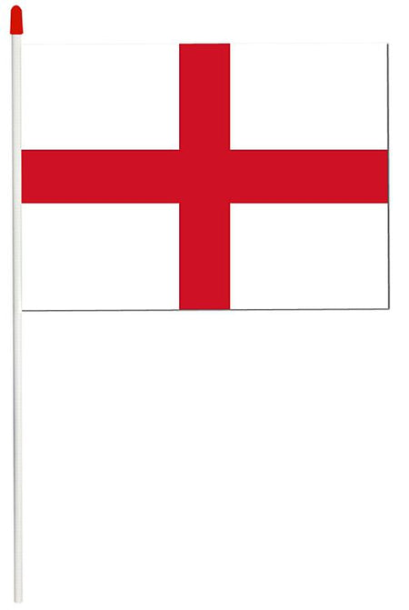 Click to view product details and reviews for England St George Pvc Hand Waving Flag 11 X 7.