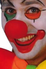 Click to view product details and reviews for Red Sponge Clown Nose.