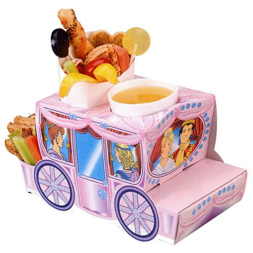 Princess Coach Combi Boxes - Each