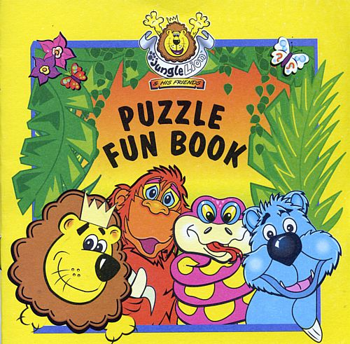 Jungle Lion Books
