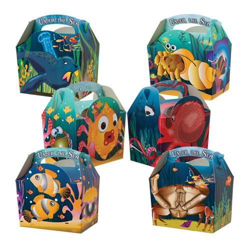 Under The Sea Party Box - Each
