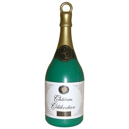 Click to view product details and reviews for Champagne Bottle Balloon Weight.