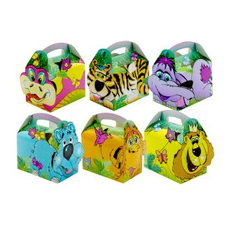 Jungle Party Box - Each