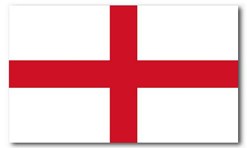 England St George's Cloth Flag 5ft x 3ft