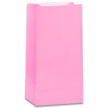 Pink Party Bags - Pack of 12