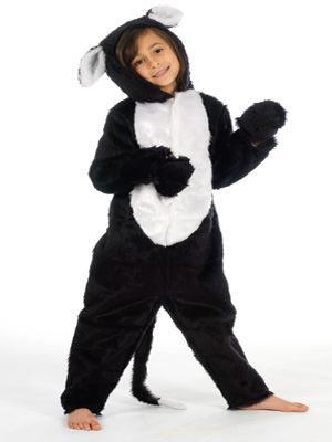 Click to view product details and reviews for Lucky Black Cat Costume Size Small.