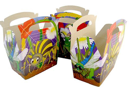 Bugs and slugs Party Box - Each