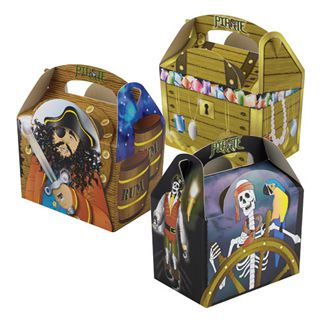 Pirate Party Box - Each