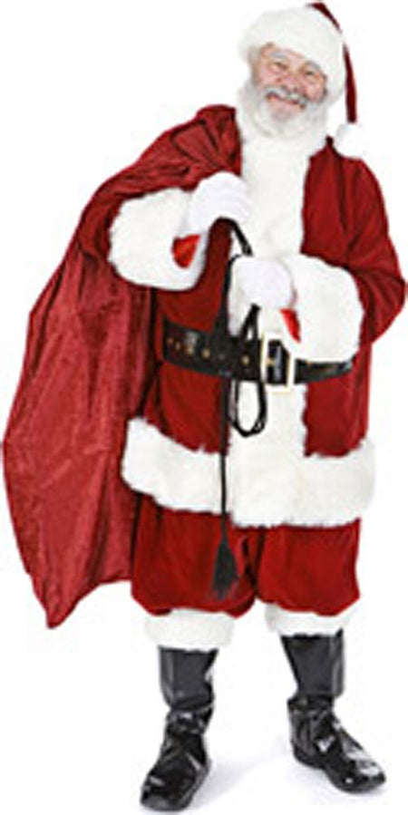Click to view product details and reviews for Santa Claus With Sack Lifesize Cardboard Cutout 18m.
