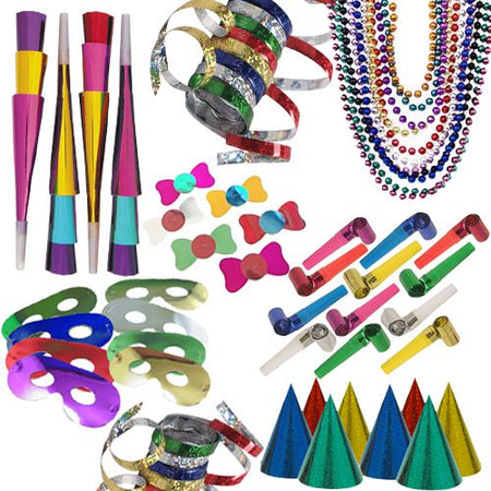 Superior Pack Of Party Novelties - Box of 68