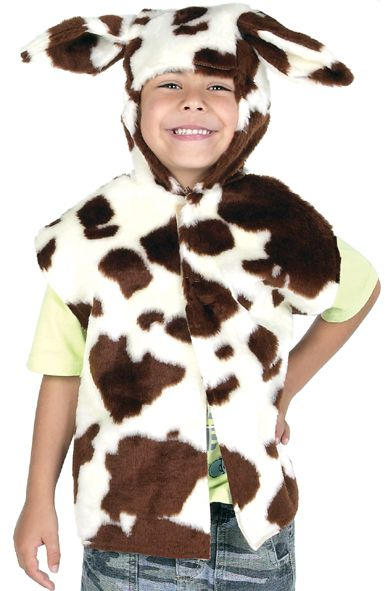 Cow Tabard (One Size)