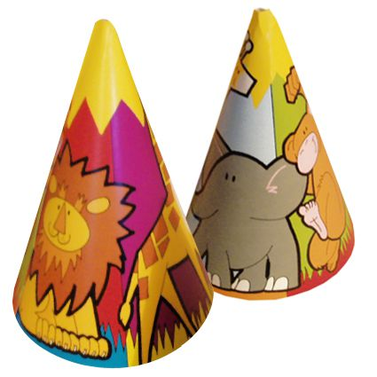 Wildlife Cone Hat - Each