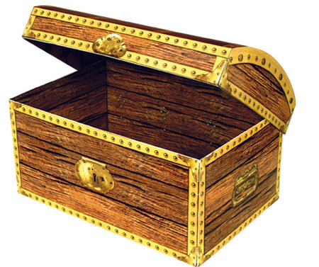 Click to view product details and reviews for Pirate Treasure Chest 305cm.