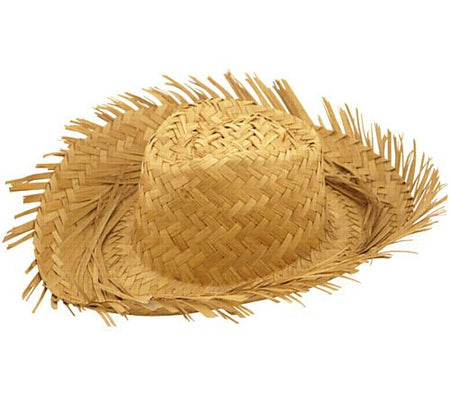 Men's Straw Beachcomber Hat