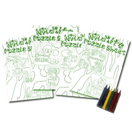 Wildlife Activity Pack - 100