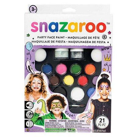 Ultimate Party Face Painting Kit