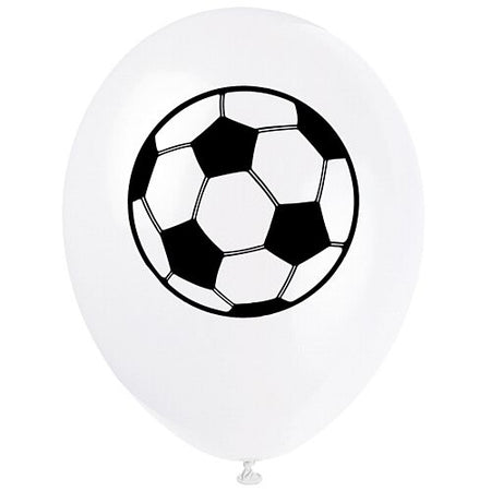 Football Balloons 10 Latex Pack Of 100