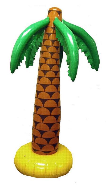 Inflatable Palm Tree - 5ft