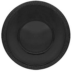 Black Plastic Bowl - Pack of 20 - 355ml