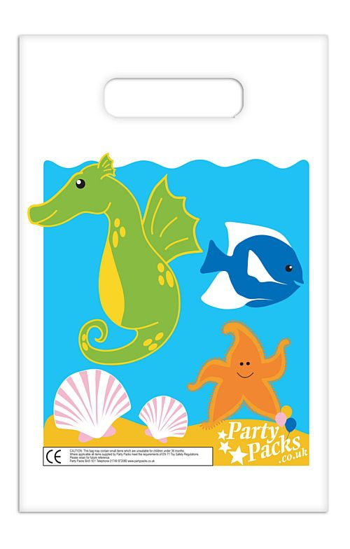Sealife Party Bags - Each