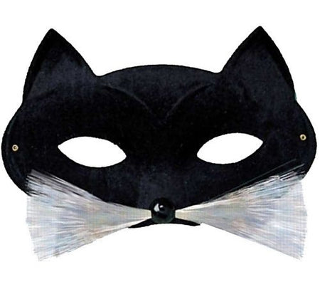 Black Cat Mask