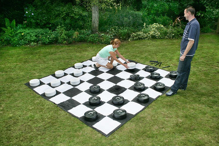 Giant Draughts Pieces