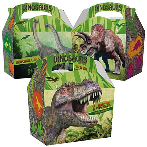 World of Dinosaurs Party Box - Each