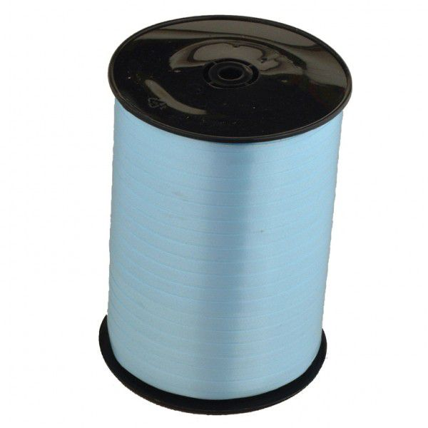 Light Blue Balloon Ribbon - 500m