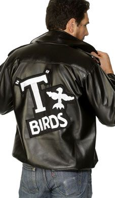 Grease Licensed T-Bird Jacket