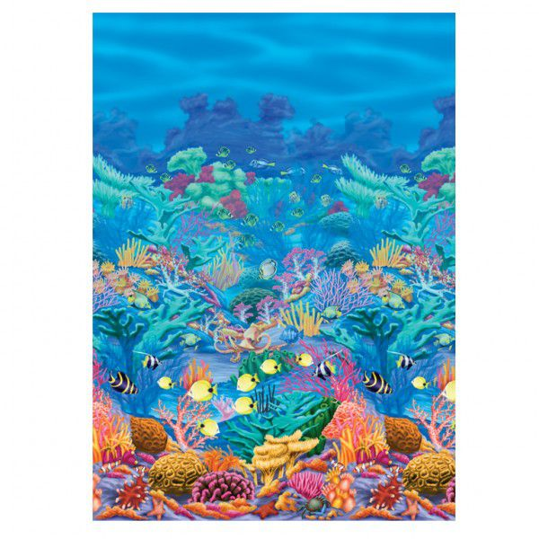 Coral Reef Room Setter 12.2m