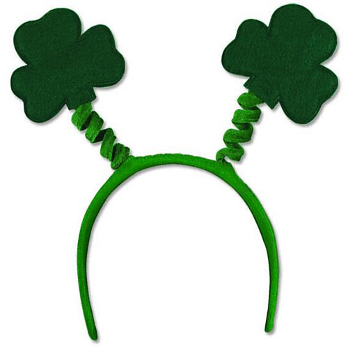 Shamrock Head Boppers