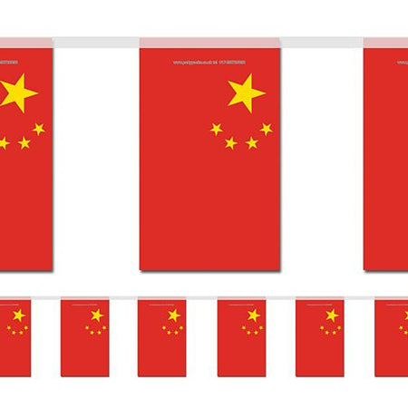 Click to view product details and reviews for Chinese Flag Bunting 24m.