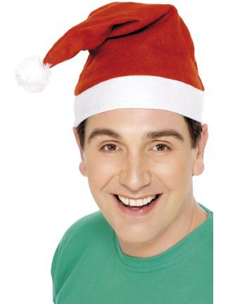 Click to view product details and reviews for Budget Santa Hat.